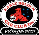 Early Holden Car Club Wangaratta Inc. Logo